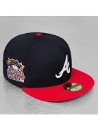 New Era Fitted Cap All Star Side Patch Atlanta Braves blauw