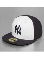 New Era Fitted Cap MLB Diamond Era Authentic NY Yankees blauw