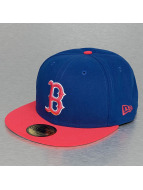 New Era Fitted Cap Emea Ilumipopz Boston Red Sox blauw