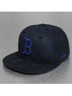 New Era Fitted Cap Suede Perf Boston Red Sox 59Fifty blauw