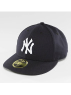 New Era Fitted Cap Authentic Performance Low Crown NY Yankees blauw