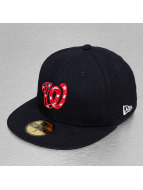 New Era Fitted Cap Stars And Stripes Washington Nationals blue