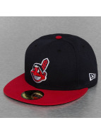 New Era Fitted Cap TSF Cleveland Indians bunt