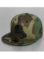 New Era Fitted Cap NBA Camo Golden State Warriors 59Fifty camouflage
