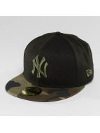 New Era Fitted Cap Contrast Camo NY Yankees 59Fifty camouflage