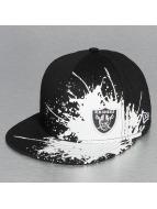 New Era Fitted Cap Splatways Flawless Oakland Raiders 59Fifty czarny