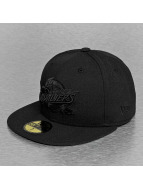 New Era Fitted Cap NBA Black On Black Cleveland Cavaliers 59Fifty czarny