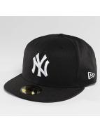 New Era Fitted Cap Diamond Essential NY Yankees czarny