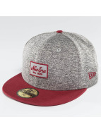 New Era Fitted Cap Tech Jersey 59Fifty grau