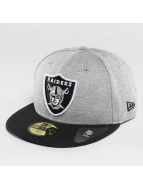 New Era Fitted Cap eam Jersey Crown Oakland Raiders gray