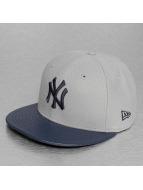 New Era Fitted Cap Diamond Era Perforated NY Yankees grey