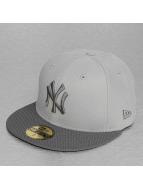 New Era Fitted Cap Diamond Era Seasonal NY Yankees grey