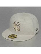 New Era Fitted Cap MLB NY Yankees Jersey grey