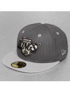 New Era Fitted Cap Top LA Kings grijs