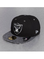 New Era Fitted Cap NFL Draft On Stage Oakland Raiders grijs