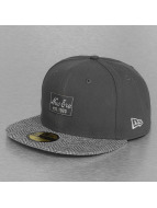 New Era Fitted Cap Trib Visor grijs