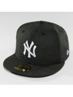 New Era Fitted Cap Seasonal Heather NY Yankees 95Fifty grijs