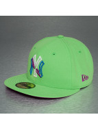 New Era Fitted Cap Colour Junction III NY Yankees groen