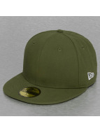 New Era Fitted Cap Flag Essential groen