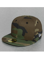 New Era Fitted Cap Flag Essential kamuflasje