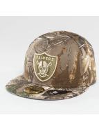New Era Fitted Cap Oakland Raiders 59Fifty mangefarvet