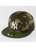 New Era Fitted Cap Camo Team NY Yankees 59Fifty maskáèová