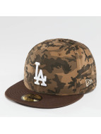 New Era Fitted Cap Camo Team LA Dodgers 59Fifty maskáèová
