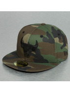 New Era Fitted Cap NBA Camo Chicago Bulls 59Fifty maskáèová