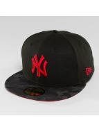 New Era Fitted Cap Contrast Camo NY Yankees 59Fifty maskáèová