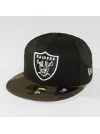 New Era Fitted Cap Contrast Camo Oakland Raiders 59Fifty maskáèová