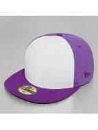 New Era Fitted Cap NE Tritone Basic purple