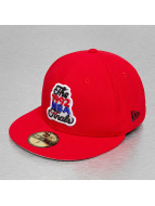 New Era Fitted Cap NBA Champs Pack 1992 Chicago Bulls red
