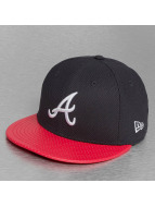 New Era Fitted Cap Diamond Era Perforated Atlanta Braves red