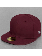 New Era Fitted Cap Flag Essential red