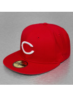 New Era Fitted Cap All Star Side Patch Cincinnati Reds rood