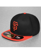 New Era Fitted Cap Diamond Era San Francisco Giants schwarz