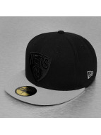 New Era Fitted Cap Team Pop Tonal Brooklyn Nets schwarz