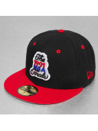 New Era Fitted Cap NBA Champs Pack 1991 Chicago Bulls schwarz