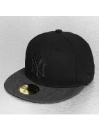 New Era Fitted Cap Diamond Era NY Yankees schwarz