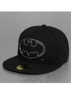 New Era Fitted Cap Ne Remix Liquid Logo Batman 59Fifty schwarz
