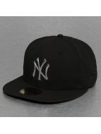 New Era Fitted Cap NE Remix Liquid Logo NY Yankees 59Fifty schwarz