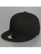 New Era Fitted Cap Flag schwarz