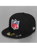 New Era Fitted Cap NFL Glow In The Dark schwarz