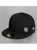 New Era Fitted Cap Flawless Essential NY Yankees schwarz