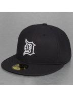 New Era Fitted Cap MLB Diamond Era Authentic Detroit Tigers schwarz
