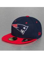 New Era Fitted Cap Team Classic New England Patriots schwarz