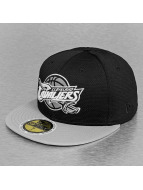 New Era Fitted Cap NBA Reflective Pack Cleveland Cavaliers schwarz