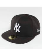New Era Fitted Cap Diamond Era Essential NY Yankees schwarz