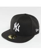 New Era Fitted Cap Diamond Era Essential NY Yankees schwarz