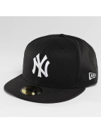 New Era Fitted Cap Diamond Essential NY Yankees schwarz
